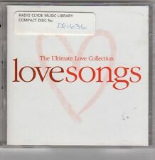 (EV200) Love Songs, 40 tracks various artists - 2005 double CD