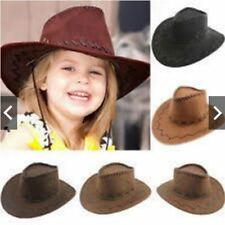 Kids and Adult Cowboy Hats