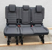 Ford Tourneo Connect Rear Row Bench of Seats with Floor Rails Brackets