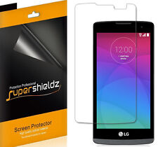 6X Supershieldz HD Clear Screen Protector Shield For LG Destiny / LG Sunset