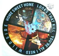 """MOTLEY CRUE YOU'RE ALL I NEED / WILD SIDE HOME SWEET HOME 12"""" VINYL Picture Disc"""