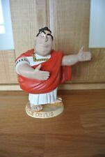 Figurine Astérix Obélix Plastoy asterix obelix résine Atlas Caius obtus