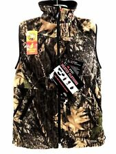 Gerbing Core Heat Fleece Vest Camouflage 7V Battery Powered Size S SMALL