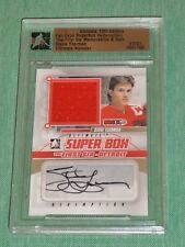 12-13 ITG Ultimate STEVE YZERMAN Fan Expo Superbox Jersey Autograph * True 1/1 *
