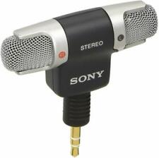 Sony ECM-DS70P Kondensator Kabel Consumer Mikrofon Japan Offiziell Import