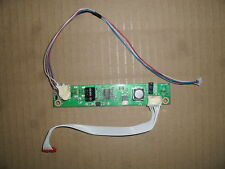 Veltech Poloroid LE19GBRDVD THTFTV2071 v2.0 Inverter Board Replacement Part