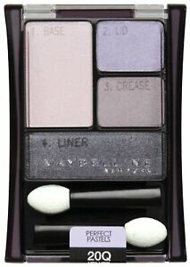 Maybelline New York Expert Wear Eyeshadow Quads-6 colors to choose from