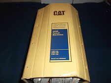 CAT CATERPILLAR 330D FOREST MACHINE EXCAVATOR SERVICE SHOP REPAIR BOOK MANUAL