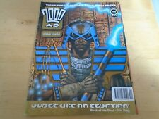 2000 AD COMIC 30TH OCTOBER 1993