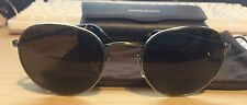 2017 OLIVER PEOPLES Sunglasses HASSETT 1203-S 5039N9 Antique Gold w/Java Polar