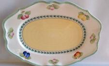 43 cm Villeroy & Boch French Garden Fleurence Beilagenschale Sauciere Platte