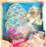 VINTAGE BARBIE ANGEL PRINCESS DOLL 1996 MATTEL NIB NRFB