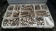 Assorted Nuts and Bolts Stainless Steel M6 & M8 A2-70