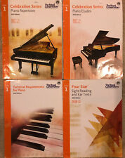 New listing Royal Conservatory of Music Celebration Series Level 1 - Lot of 4