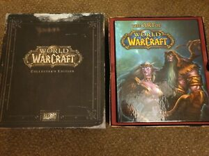 World of Warcraft Collector's Edition - Blizzard (PC) (FRENCH)
