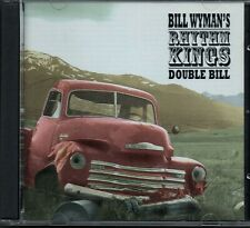 BILL WYMAN'S RHYTHM KINGS - Double Bill - 2xCD Album
