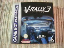 GAMEBOY ADVANCE/NINTENDO DS V-RALLY 3 PAL ESPAÑA BUEN ESTADO