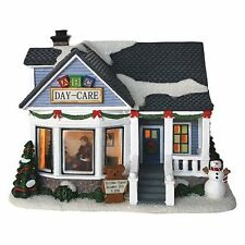 New 2011 St. Nicholas Square Village Collection ABC Day-Care