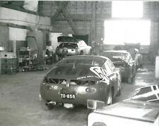 Vintage 8 X 10 1963 Sebring Abarth 1300 Simcas Workshop