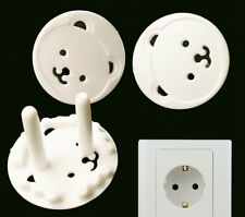 4 Pieces Child  Safety Bears  Power Board Socket  Plug Protective Covers FT