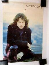 Vtg.1984.The Doors.Jim Morrison.Poster