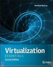 VIRTUALIZATION ESSENTIALS - PORTNOY, MATTHEW - NEW PAPERBACK BOOK