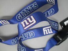 New York Giants Deluxe Breakaway Lanyard NFL