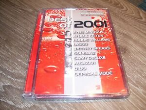 Best of 2001 - 31 Clips  * DVD Germany PAL *