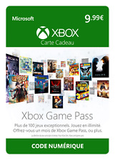 Microsoft XBOX Game Pass 30 Days 1 Mese Trial  Global Key Digital Download ESD