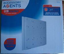 "SOPORTE PARED PARA TV LCD/PLASMA/LED  DE 10""- 37"" ACCESSORY AGENTS EDP 23527"