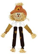 Scarecrow Wreath Kit head legs arms for Deco Mesh Wreath ha4009 NEW