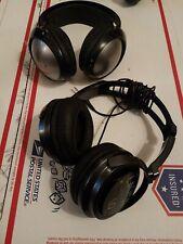 Sony wireless headphones Mdr Rf960r. Jvc wired headphones ha rx300. 2 pc set