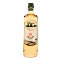 Cachaça SALINAS Bottle 700ml - Traditional Organic Cane Pinga Aguardente Brasil