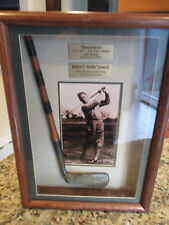 Display Calamity Jane putter Oak Frame  FOR DISPLAY ONLY