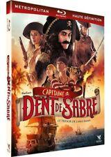 Capitaine Dent de sabre BLU-RAY NEUF SOUS BLISTER