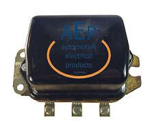 Lichtmaschinenregler extern Gleichstrom 7V / 30Amp. Oldtimer Porsche / VW