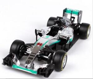 Bburago 1:43 2016 Mercedes Benz AMG Petronas F1 FW07 LEWIS HAMILTON 44 Model Car