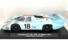 Carrosserie Pit Stop K /& B Porsche RSK clear body de Slot Car circuit new 1//32°