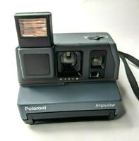 Polaroid Impulse 600 Instant Film Camera Vintage Great Condition Works