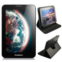 7 inch Lenovo Tablet Unlocked 3G Phone Tablet 8MP Dual Sim with Black Case 16G
