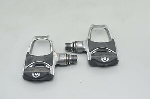 """Shimano Dura-Ace SPD-SL Clipless Pedals PD-7800 Silver 9/16"""""""