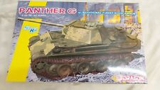 DRAGON 1:35 PANTHER G w/Additional Turret Roof Armor Model Tank Kit #6897 *BNIB*