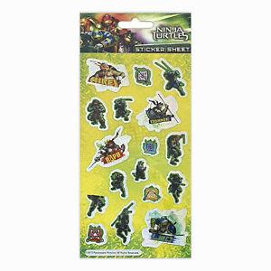 Teenage Mutant Ninja Turtles Stickers Small 9001