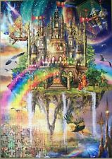 """Jigsaw Puzzle - """"Rainbow City"""" Vivid Collection by Buffalo 300 Pieces"""