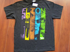 Elton John Las Vegas Million Dollar Piano 2012 black L T-shirt NEW large unworn