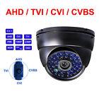 4 Mode HD-TVI/CVI/AHD/CVBS 1080p 2.0MP CCTV Vandal IR Dome OSD CAMERA 4 in 1