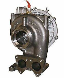 New Garrett Stock Replacement Turbocharger For 2011-2016 GM 6.6L LML Duramax