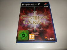 PLAYSTATION 2 PS 2 ETERNAL QUEST
