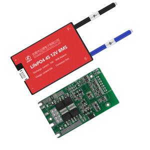 4S BMS 3.2V LiFePO4 10A-60A 12V 32650 Balance Board PCB Battery Protection
