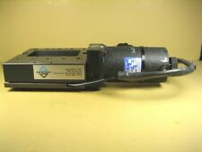 AeroTech  Linear Stage w/ Eastern Air Devices Stepping Motor  LA23DGK-2B1